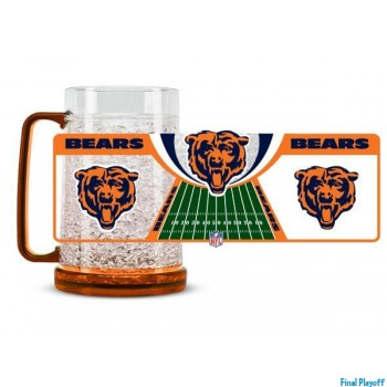 Chicago Bears freezer mug | Final Playoff