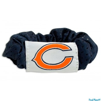 Chicago Bears hair scrunchie | Final Playoff