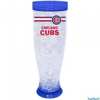 Chicago Cubs freezer pilsner | Final Playoff