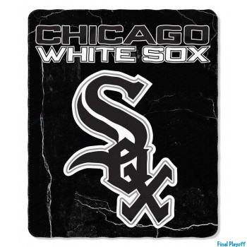 Chicago White Sox fleece throw blanket | Final Playoff
