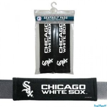 Chicago White Sox seat belt pads | Final Playoff