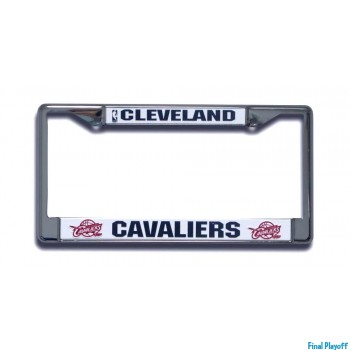 Cleveland Cavaliers license plate frame holder | Final Playoff