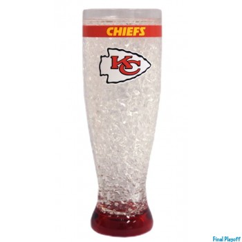Kansas City Chiefs freezer pilsner | Final Playoff