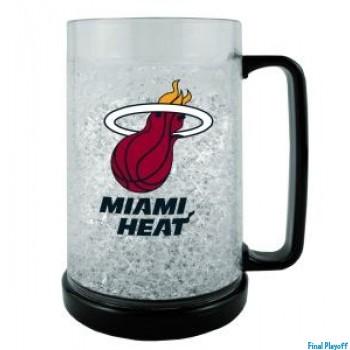 Miami Heat freezer mug | Final Playoff