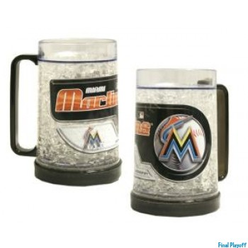 Miami Marlins freezer mug | Final Playoff