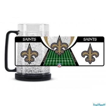 New Orleans Saints freezer mug | Final Playoff