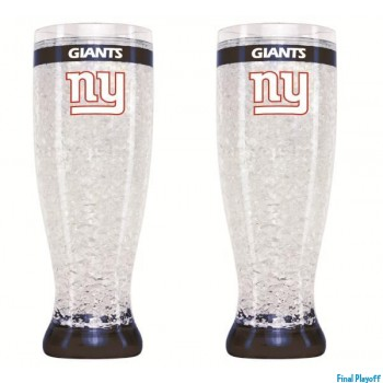 New York Giants freezer pilsner | Final Playoff