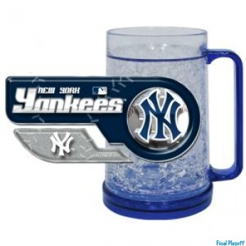 New York Yankees freezer mug | Final Playoff