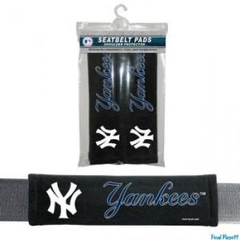 New York Yankees seat belt pads | Final Playoff