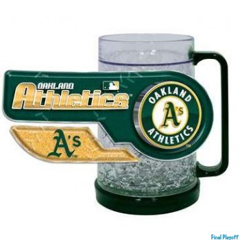 Oakland Athletics freezer mug | Final Playoff