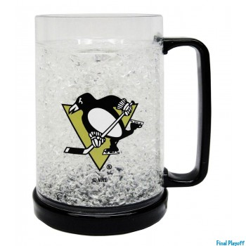 Pittsburgh Penguins freezer mug | Final Playoff