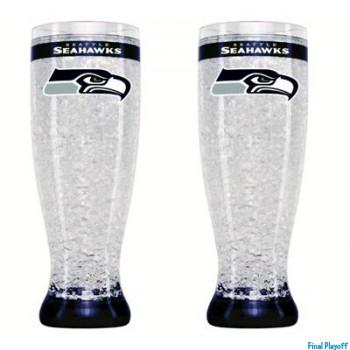 Seattle Seahawks freezer pilsner | Final Playoff