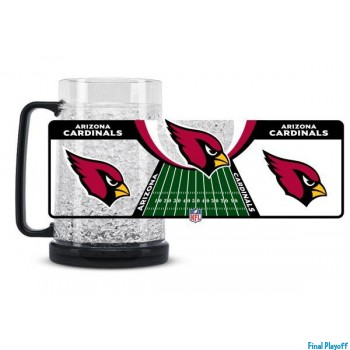 Arizona Cardinals freezer mug | Final Playoff