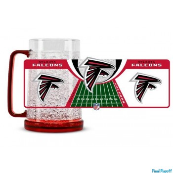 Atlanta Falcons freezer mug | Final Playoff