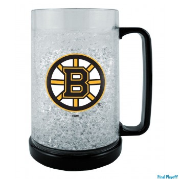 Boston Bruins freezer mug | Final Playoff