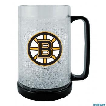 Boston Bruins freezer mug | Final Playoff