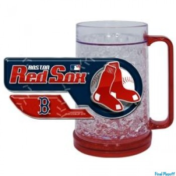 Boston Red Sox freezer mug | Final Playoff
