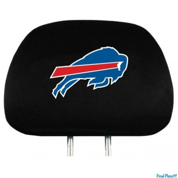 Buffalo Bills headrest covers 2pc | Final Playoff