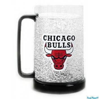 Chicago Bulls freezer mug | Final Playoff