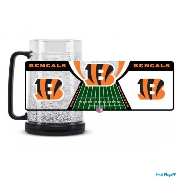 Cincinnati Bengals freezer mug | Final Playoff