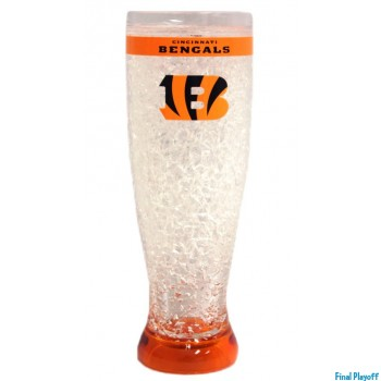 Cincinnati Bengals freezer pilsner | Final Playoff