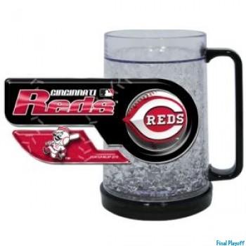 Cincinnati Reds freezer mug | Final Playoff
