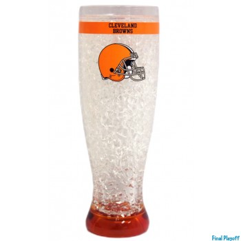 Cleveland Browns freezer pilsner | Final Playoff