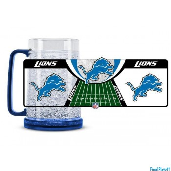 Detroit Lions freezer mug | Final Playoff