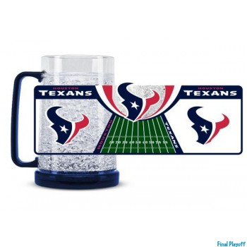Houston Texans freezer mug | Final Playoff