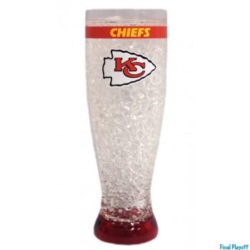 Kansas City Chiefs freezer pilsner | Final Playoff