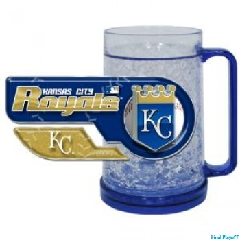 Kansas City Royals freezer mug | Final Playoff