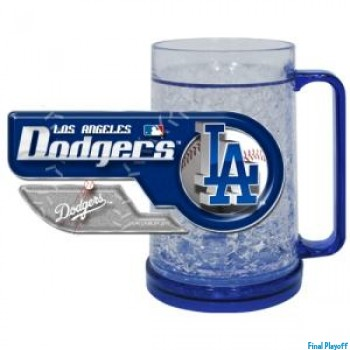 Los Angeles Dodgers freezer mug | Final Playoff