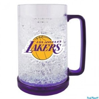 Los Angeles Lakers freezer mug | Final Playoff
