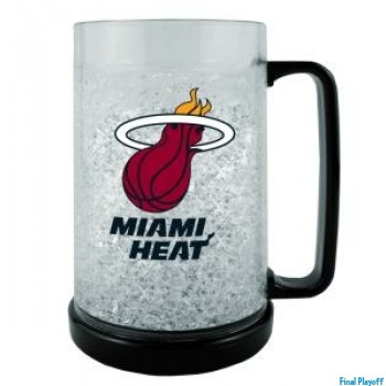 Miami Heat freezer mug | Final Playoff