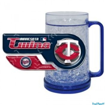 Minnesota Twins freezer mug | Final Playoff