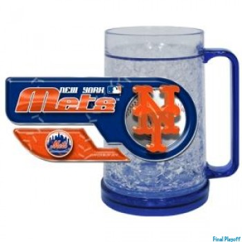 New York Mets freezer mug | Final Playoff