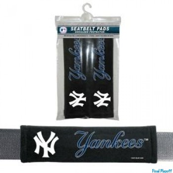 New York Yankees seat belt pads | Final Playoff