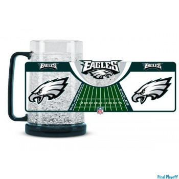 Philadelphia Eagles freezer mug | Final Playoff