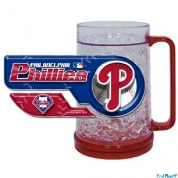 Philadelphia Phillies freezer mug | Final Playoff