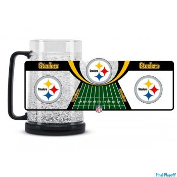 Pittsburgh Steelers freezer mug | Final Playoff
