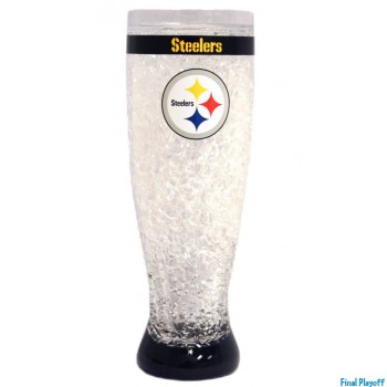 Pittsburgh Steelers freezer pilsner | Final Playoff