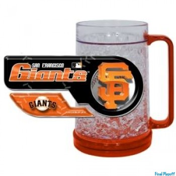 San Francisco Giants freezer mug | Final Playoff