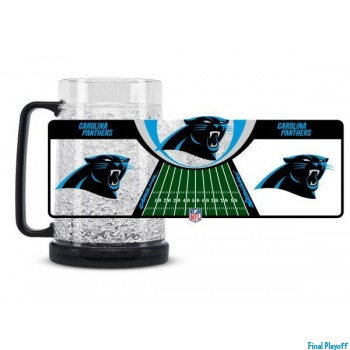 Carolina Panthers freezer mug | Final Playoff