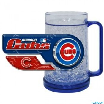 Chicago Cubs freezer mug | Final Playoff