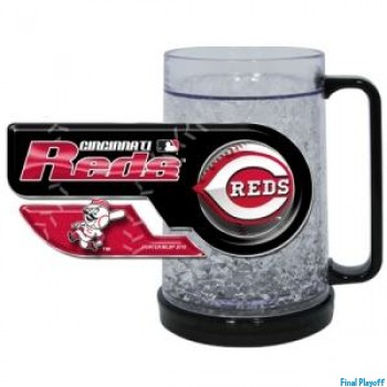 Cincinnati Reds freezer mug | Final Playoff