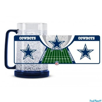 Dallas Cowboys freezer mug | Final Playoff