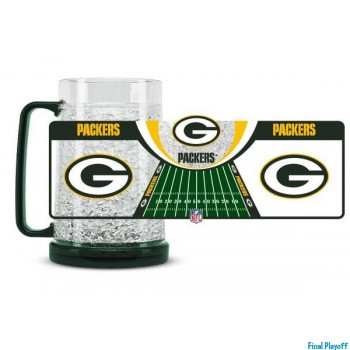 Green Bay Packers freezer mug | Final Playoff