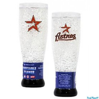Houston Astros freezer pilsner | Final Playoff