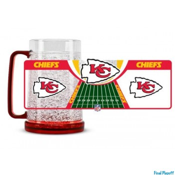 Kansas City Chiefs freezer mug | Final Playoff