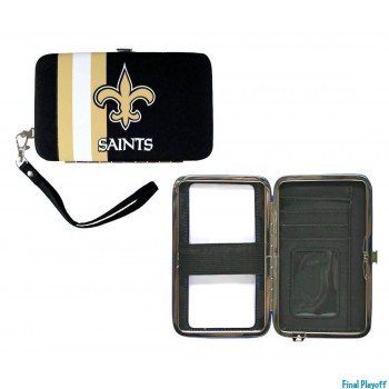 New Orleans Saints phone case wallet | Final Playoff